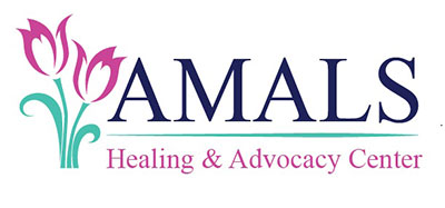 Amal healing & advocacy center logo