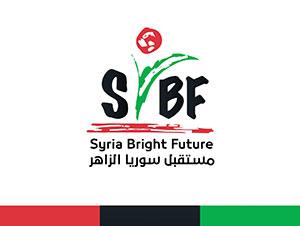 Syria Bright Future مستقبل سوريا الزاهر Logo